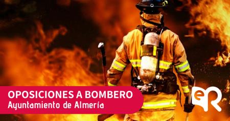 Temarios oposiciones Bomberos de Almería