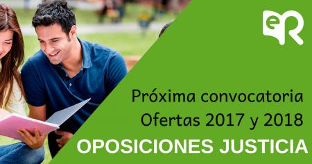 Convocatoria de Justicia Nueva oferta empleo Temarios Oposiciones Rodio