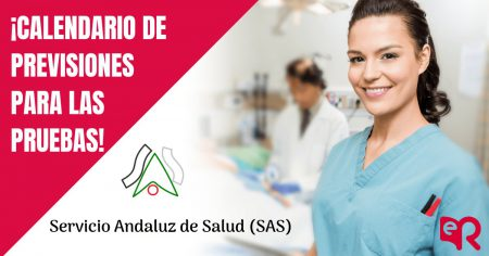 Calendario de fechas Servicio Andaluz de Salud