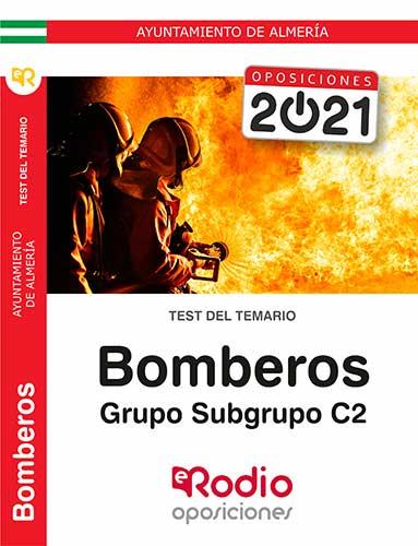BOMBEROS Ayuntamiento de Almería oposiciones Ediciones Rodio