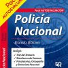 Pack Autoevaluación Policía Nacional 2018. Ediciones Rodio.