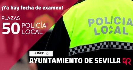 Policía Local de Sevilla. Temarios Oposiciones Ediciones Rodio.