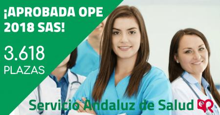 SAS Nueva oferta de empleo 2018 Ediciones Rodio
