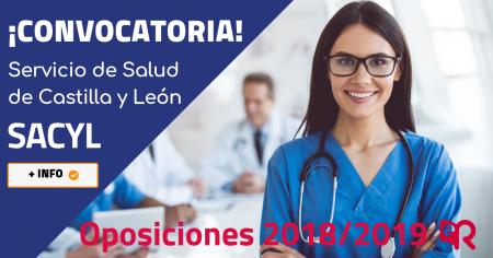 Oposiciones SACYL 2018. Temarios Ediciones Rodio