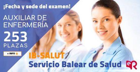 IB SALUT Oposiciones Ediciones Rodio