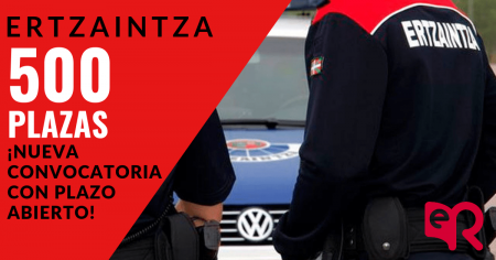 Temarios oposiciones Ertzaintza. Ediciones Rodio.