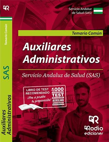 temarios oposiciones auciliares administrativos sas rodio