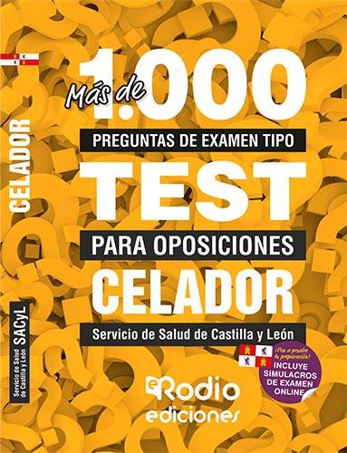test oposiciones celador sacyl rodio