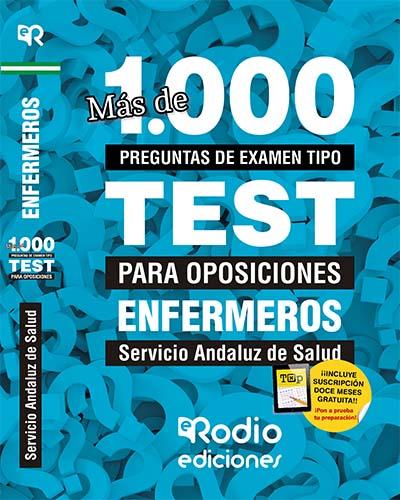 temarios oposiciones test enfermero sas rodio
