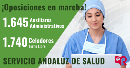 Servicio Andaluz de Salud. Oposiciones Ediciones Rodio.