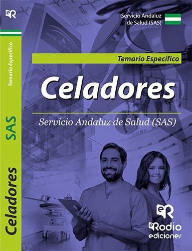 Celadores del SAS. Temarios Específico Oposiciones Ediciones Rodio