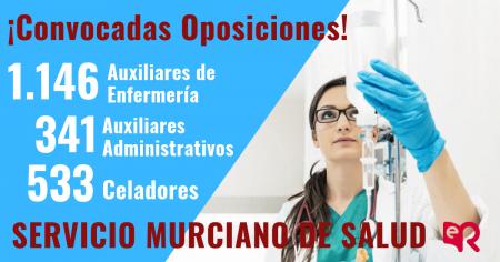 Murcia Salud Oposiciones Ediciones Rodio