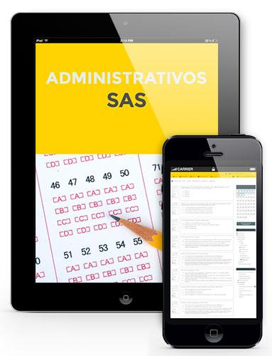 test oposiciones administrativo sas rodio
