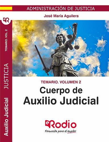 temarios oposiciones auxilio judicial rodio