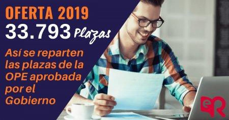 OFERTA del ESTADO 2019