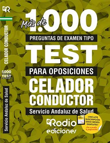 Test Celador Conductor del SAS