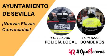Policía Local de Sevilla. Oposiciones.
