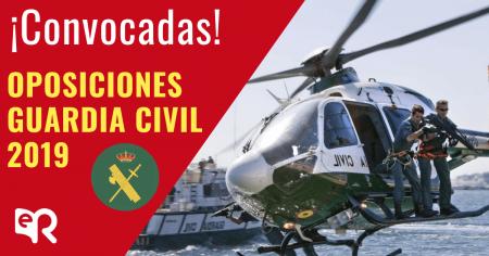 Oposiciones Guardia Civil 2019
