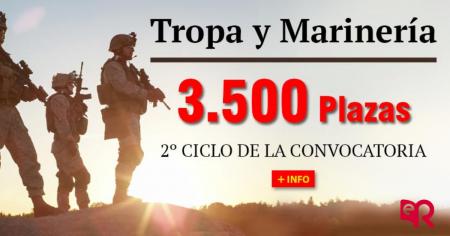 ¡Plazo abierto! Oposiciones Guardia Civil 2019