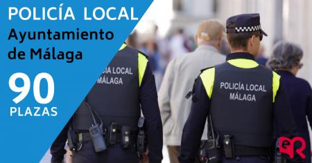 Oposiciones Policía Local de Málaga
