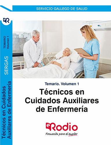 temarios oposiciones tecnicos auxiliares de enfermeria sergas rodio