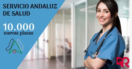 Enfermeros del SAS ¡4.023 plazas convocadas!