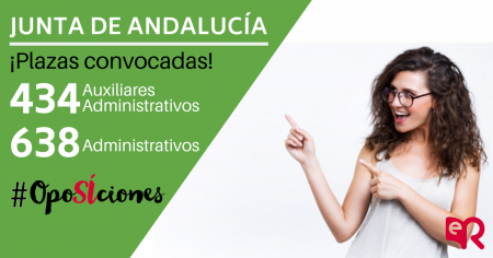 Convocatoria Junta de Andalucía abierto plazo Ediciones Rodio
