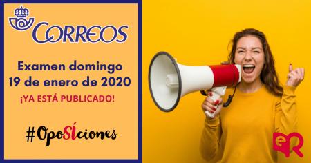 Oposiciones Correos Ediciones Rodio