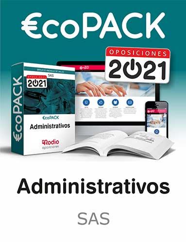 pack administrativos SAS oposiciones Rodio