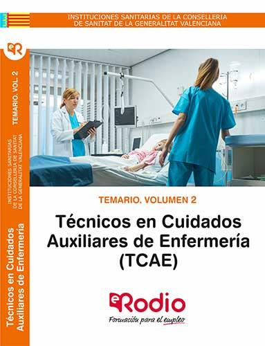 Auxiliar de Enfermería conselleria sanitat valencia oposiciones rodio