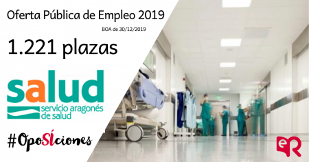 Servicio Aragonés de Salud Nueva Oferta de Emleo Oposiciones