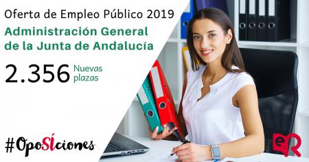 Oposiciones en la Junta de Andalucía