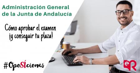 Convocatorias de empleo público en Andalucía