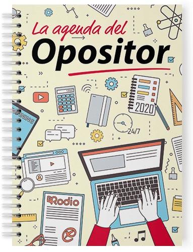 Agenda del Opositor 2020 Ediciones Rodio