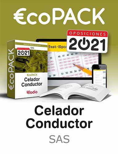 Celador Conductor del SAS oposiciones temarios Ediciones Rodio