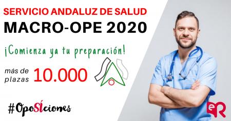 Macro OPE SAS 2020 Temarios oposiciones Ediciones Rodio
