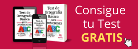 Ortografía Gratis para Oposiciones Ediciones Rodio