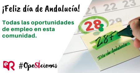 Andalucía oposiciones 2020