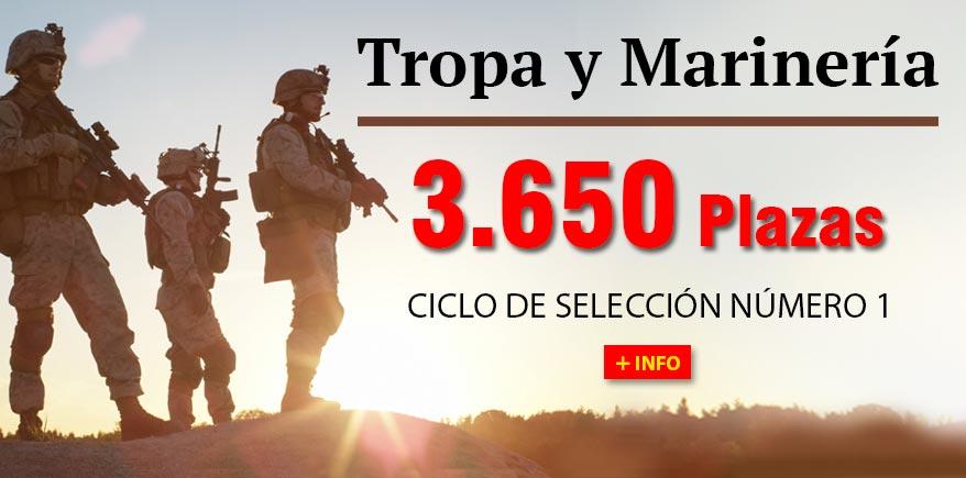 Oposiciones Tropa y Marinería Psicotécnico Ediciones Rodio