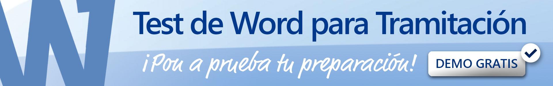 Word Gratis Testen