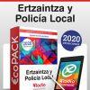Ertzaintza y Policía Local Páis Vasco temarios oposiciones rodio