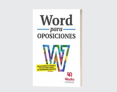 WORD 2010 para oposiciones
