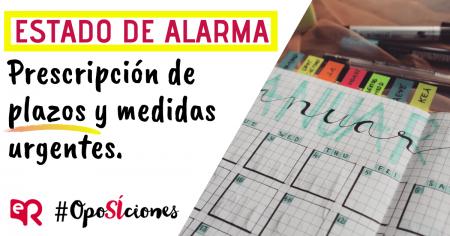 Fecha de convocatorias para Administrativos y Auxiliares del Estado 2018/2019.