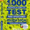 test oposiciones policia local rodio