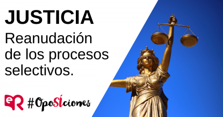 oposiciones justicia examen