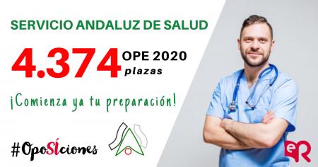 oferta SAS 2020 oposiciones