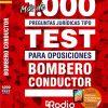 Bombero Conductor test jurídico rodio