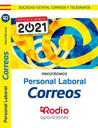 psicotécnico correos oposiciones actualizado Ediciones Rodio