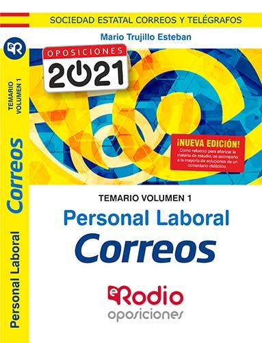 temario correos oposiciones actualizado Ediciones Rodio