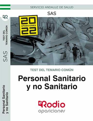 test oposiciones servico andaluz de salud sas rodio